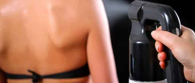 Best Spray Tan Machine